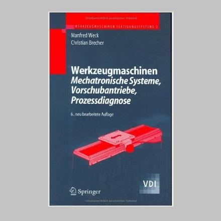 Weck, Brecher: Werkzeugmaschinen 3